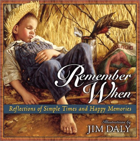 Remember When: Reflections of Simple Times and Happy Memories ebook