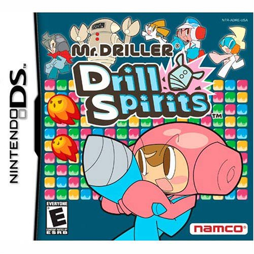 Mr Driller Drill Spirits - Nintendo DS