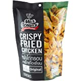Max Oceans Brand, Crispy Fried Chicken, Crispy Chicken Skin, Original Flavour, Size 30g X 4 Packs
