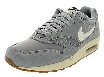 Nike Air Max 1 Essential, Grau - grau - Größe: 44.5