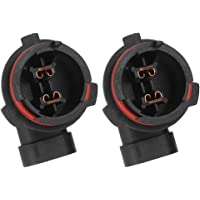 Gloeilamp Socket 1226084 2 Stuks Auto Led Koplamp Lamp Base Socket Holder Kit 9118046 Auto H7 Hoofd Lamp lamp Adapter…