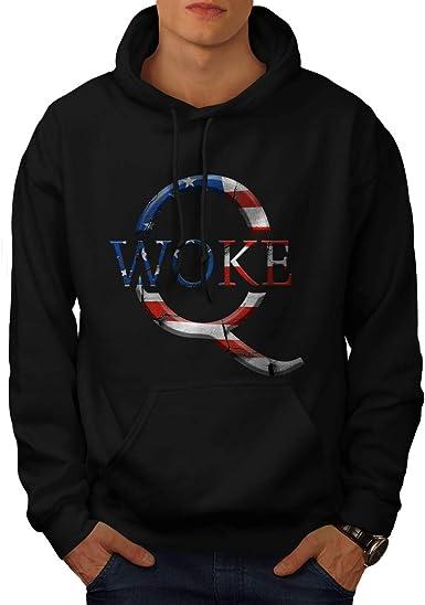 Heavy Casual Hooded Sweatshirt Wellcoda New Mens Hoodie