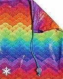 Snowflake Designs Mermaid Gymnastics Grip Bag For Sale
