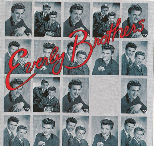 Everly Brothers 5 ☆ popular CD Max 61% OFF 20 Tracks Album