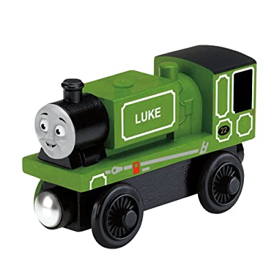 Fisher-Price Thomas & Friends Wooden Railway, Luke: Toys & Games [5Bkhe1200719]