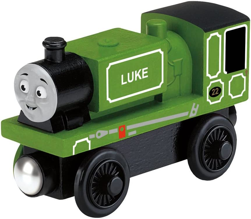 Fisher-Price Thomas & Friends Wooden Railway, Luke