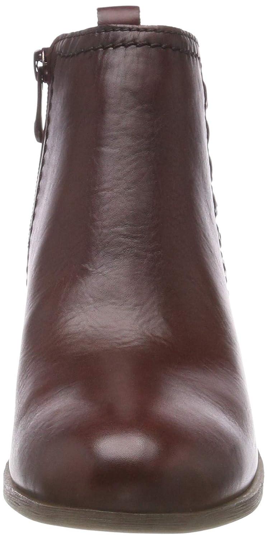 Marco Tozzi Premio Damen 25320-31 507) Stiefeletten Rot (Bordeaux Ant. 507) 25320-31 150881