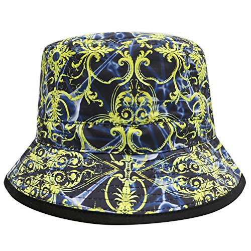 - City Hunter 2015 New Bucket Hat Series - Multi Styles (BD1540 BAROQUE)