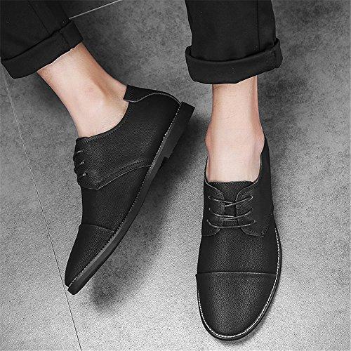 Carrière Formelles Occasionnel Chaussures amp; B Hommes Confort Xue Automne Printemps Bureau Oxfords Cuir En 7ax1pf