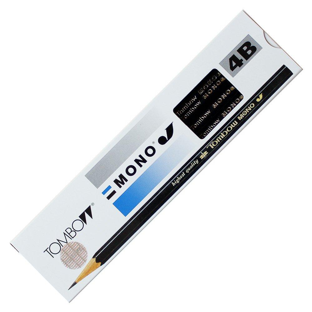12 lapices profesionales Marca Tombow Mono J