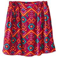 KAVU Women's South Beach Skirts, Jewel Ikat, X-Small