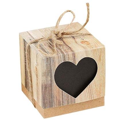 Amazon.com: TRIXES; Pack de 25 cajas de recuerdo de fiesta ...
