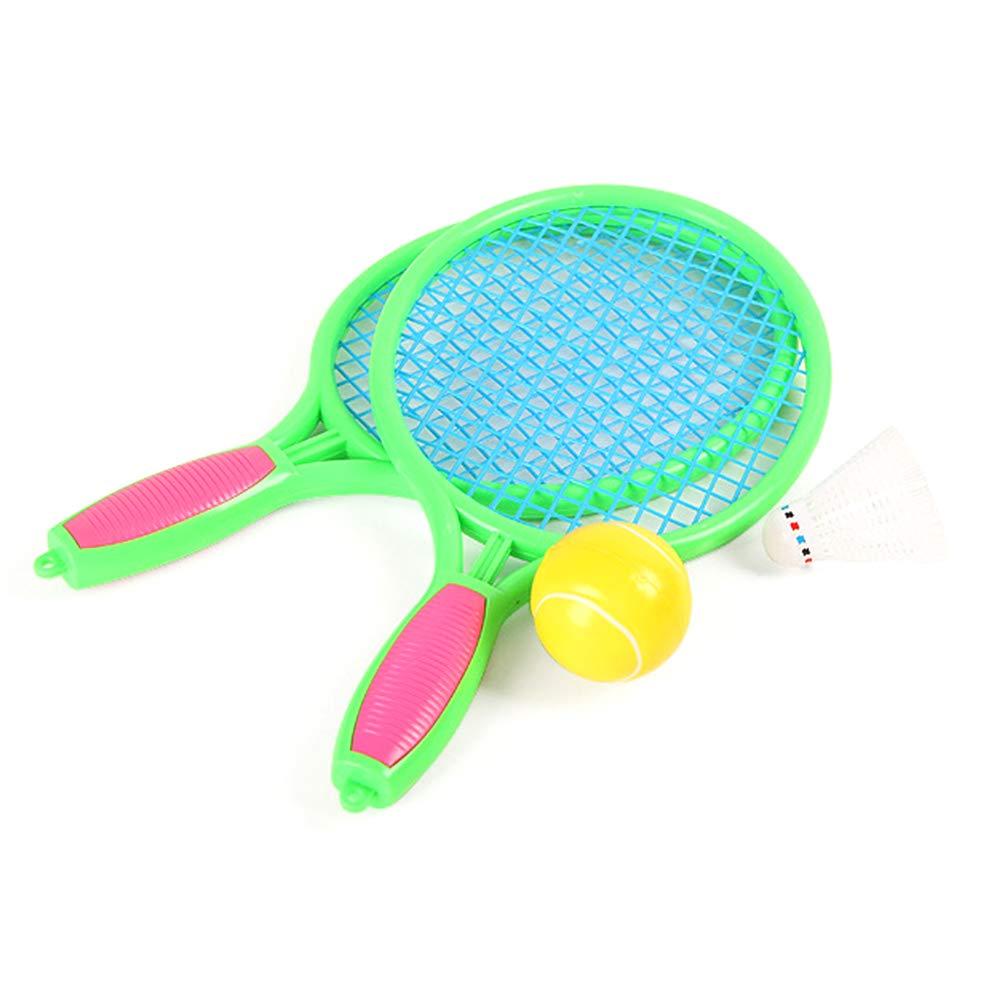 LIOOBO 1 par de Raquetas de Tenis para niños Raquetas de ...
