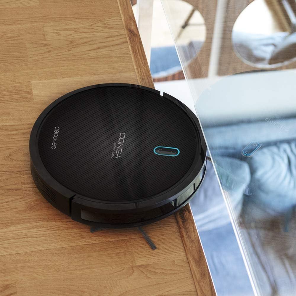 Cecotec Robot Aspirador Conga Serie 1090. 1400 Pa, Tecnología ...