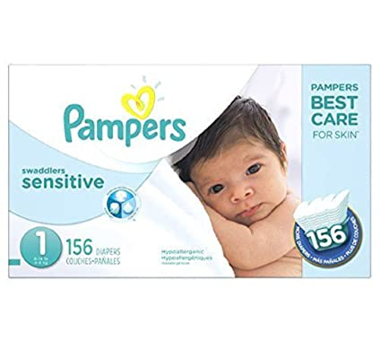 Review Pampers Swaddlers Sensitive best