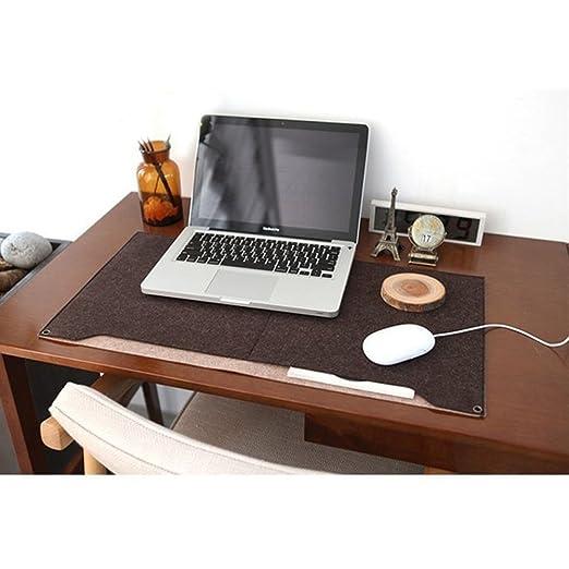 6 opinioni per Multi-funzione Mouse Pad,ANGTUO fisso scrivania Felt Mat pad del notebook con il