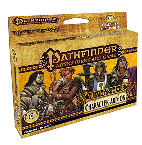 Pathfinder Adventure Card Game: Mummys Mask Character Add ...