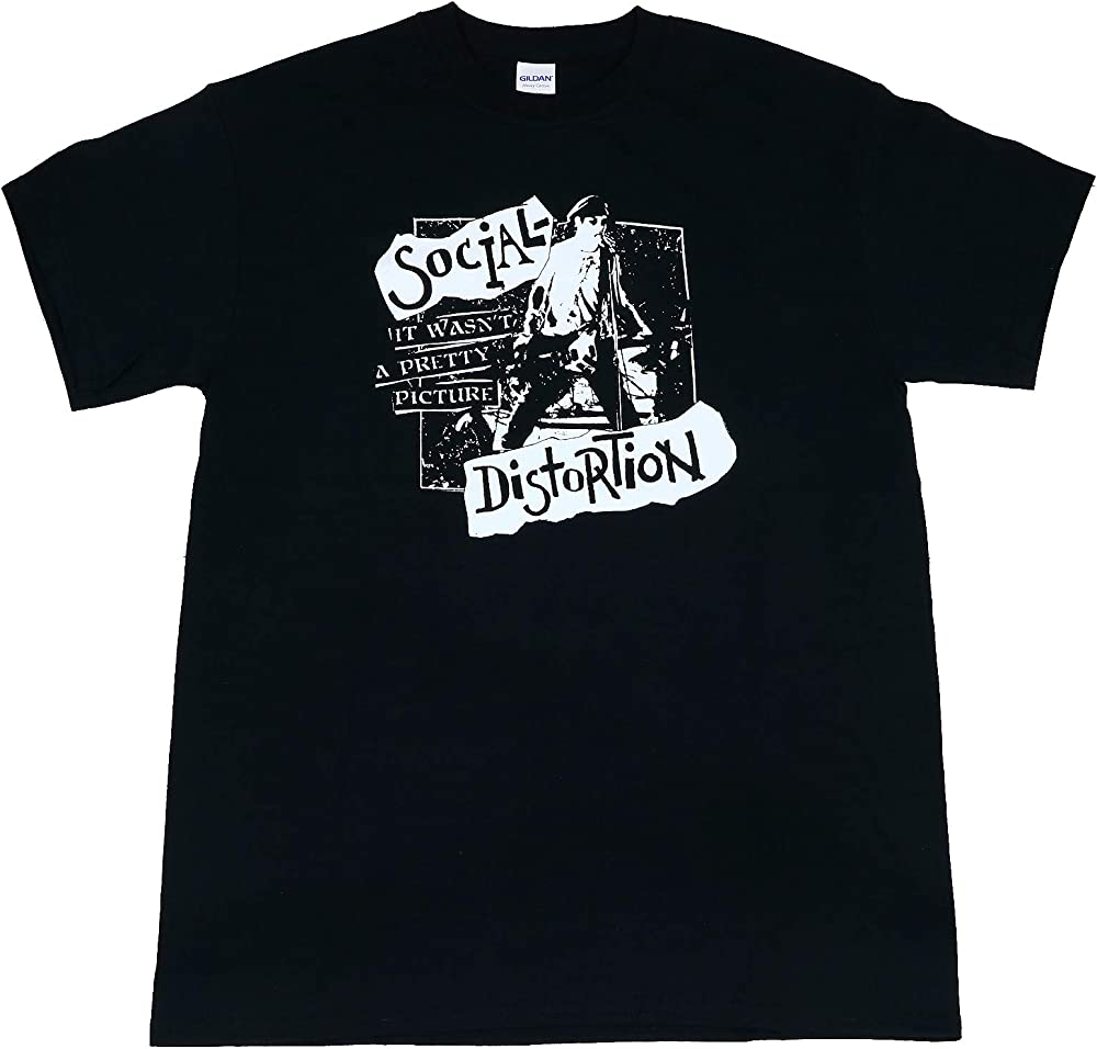 King S Road Social Distortion Pretty Picturte 4126 Shirts