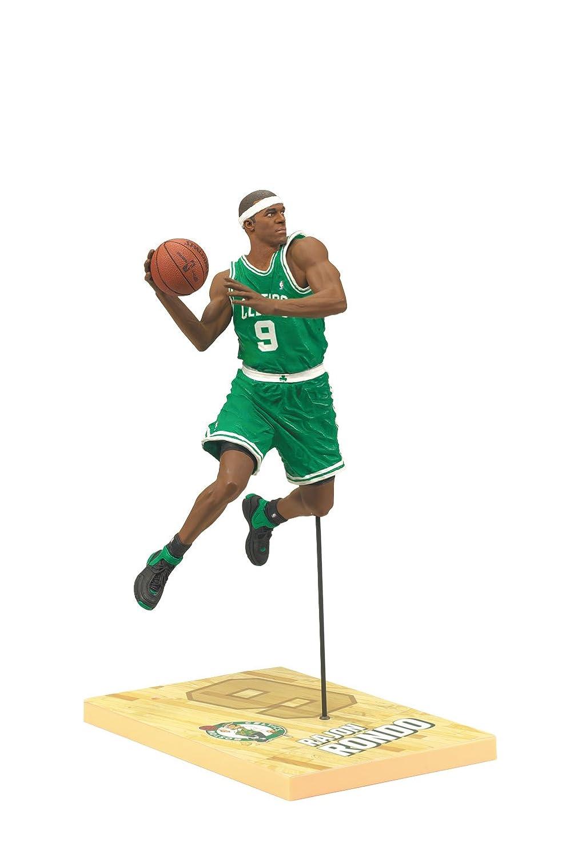 McFarlane NBA Series 19 RAJON RONDO - Boston Celtics