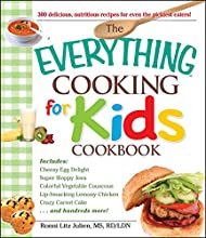 The Everything Cooking for Kids Cookbook (Everything®)