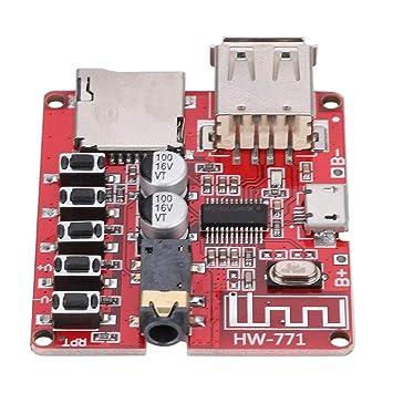 Módulo Amplificador, módulo Receptor de Audio de Alta ...