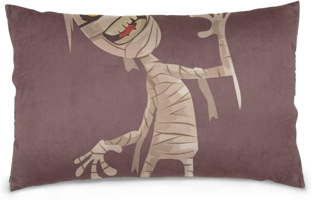 Cotton Pillow Covers Mummy Egypt From