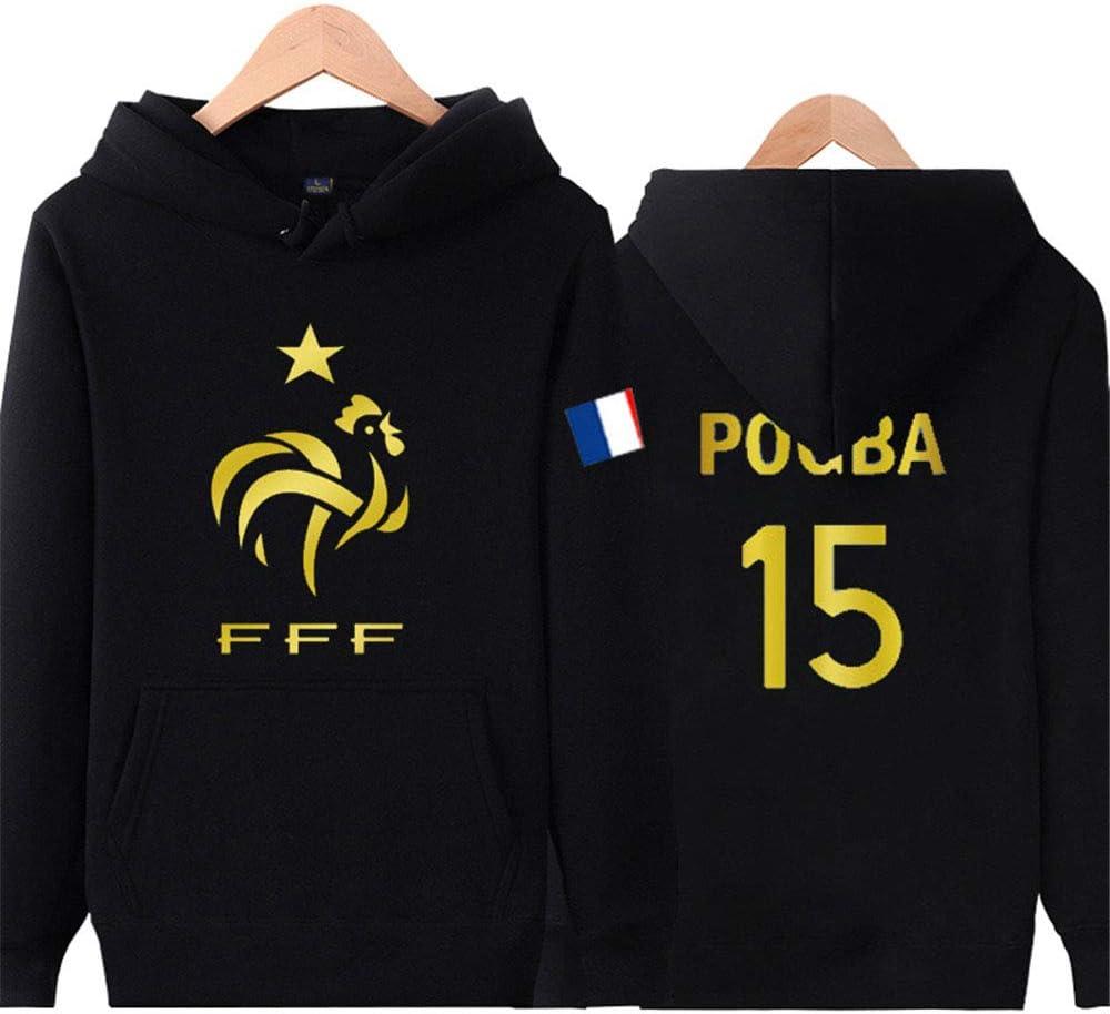 WARMHEAT Griezmann Camiseta Fútbol Suéter de la Camiseta de ...