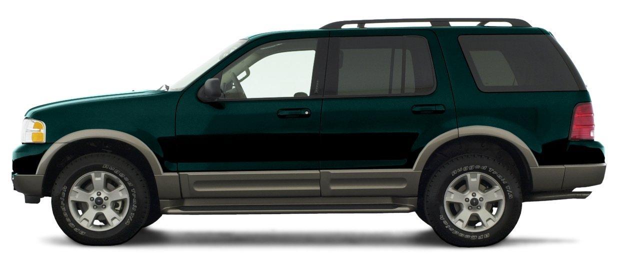 Amazoncom Ford Explorer Reviews Images And Specs Vehicles - 2003 explorer