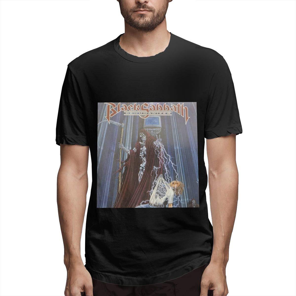 Lihehen Ronnie James Dio Round Neck Shirts