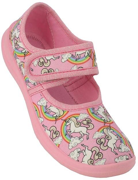Beck Rainbow, Zapatillas de Estar por casa para Niñas: Amazon.es: Zapatos y complementos
