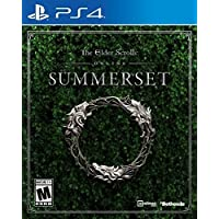 The Elder Scrolls Online: Summerset PlayStation 4 Deals