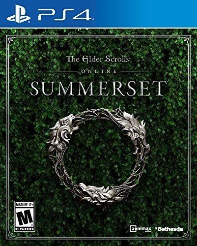 The Elder Scrolls Online: Summerset – PC Standard Edition