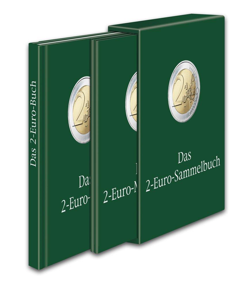Das 2 Euro Sammelbuch Amazonde Michael Thürmer Bücher
