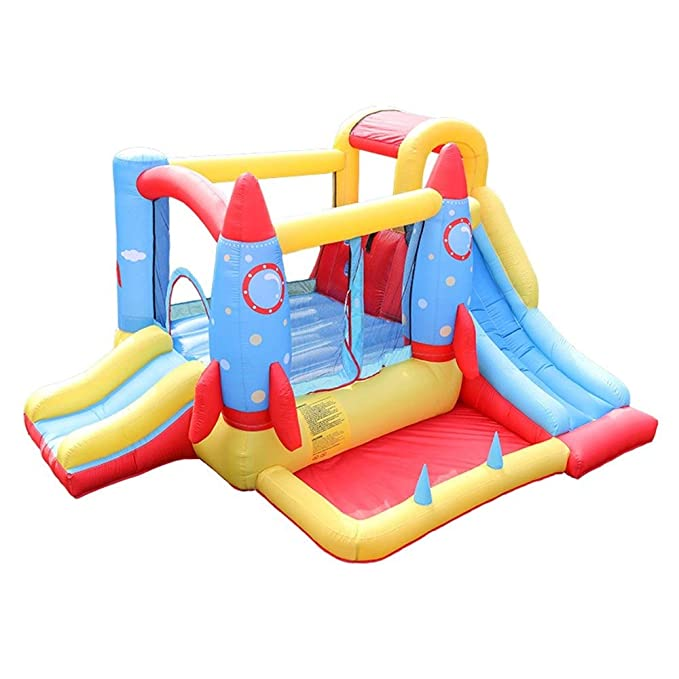Zxllyntop Castillo Inflable Infantil Castillo Hinchable Inflable ...