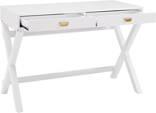 Linon Desk Modern Office Desk