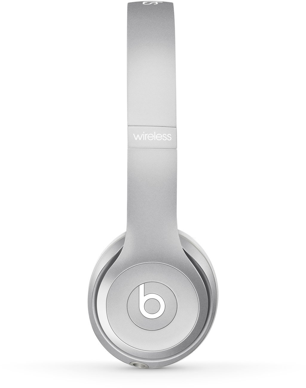 Beats Solo 2 Wireless - Auriculares de diadema abiertos, color plata: Amazon.es: Electrónica