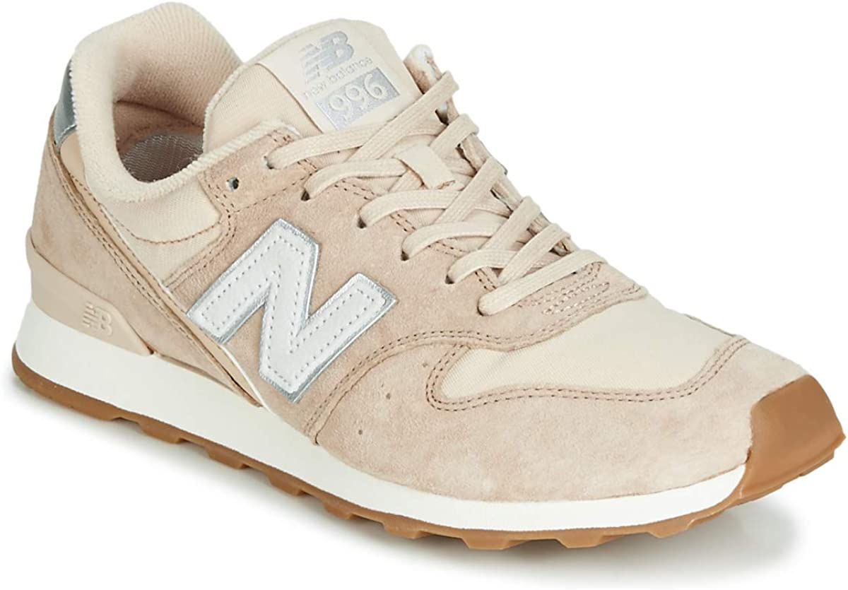New Balance 996 Womens Sneakers Nude