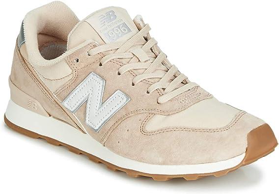 New Balance 996 Mujer Zapatillas Nude