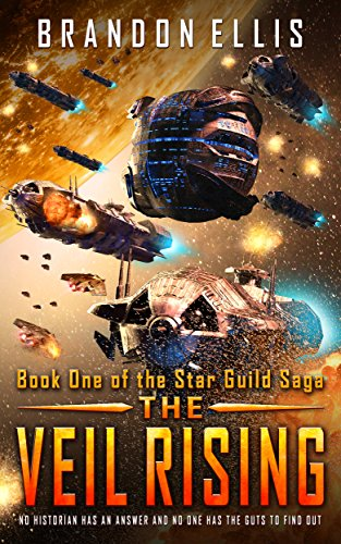 The Veil Rising by Brandon Ellis ebook deal
