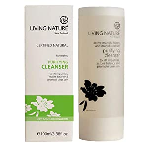 Living Nature- Purifying Cleanser 100 ml