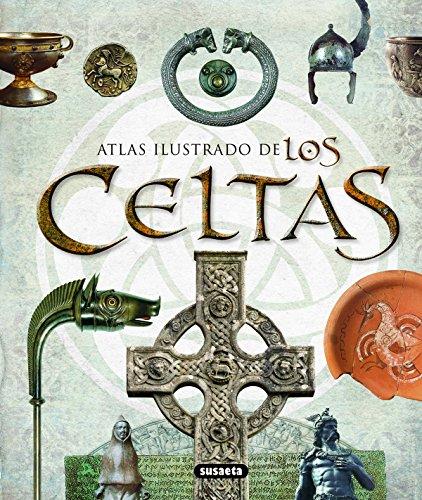 Atlas ilustrado de los celtas / Illustrated Atlas of the Celts