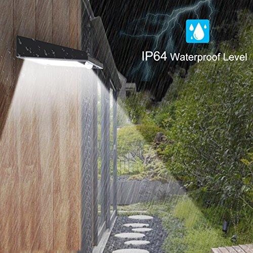2-Pack-30-LED-Solar-Lights-Outdoor-Avaspot-Upgraded-Version-Solar-Powered-Security-Light-Wireless-Waterproof-Motion-Sensor-Solar-Light-Outdoor-Wall-Light-for-Patio-Deck-Garden-Garage