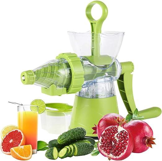 : Manual Juicer Multi Functional Juicer Ice Cream