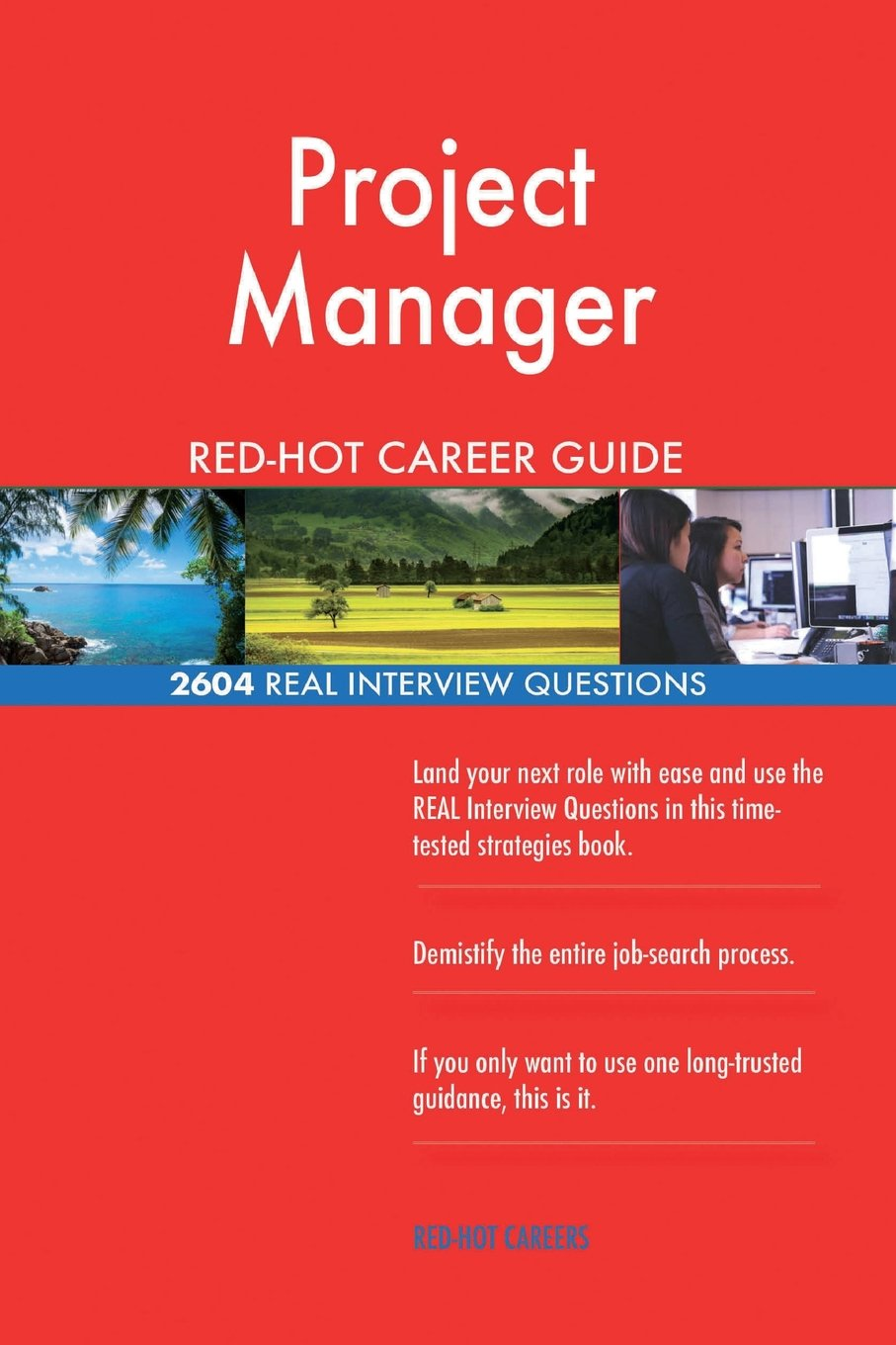 Download Project Manager RED-HOT Career Guide; 2604 REAL Interview Questions pdf