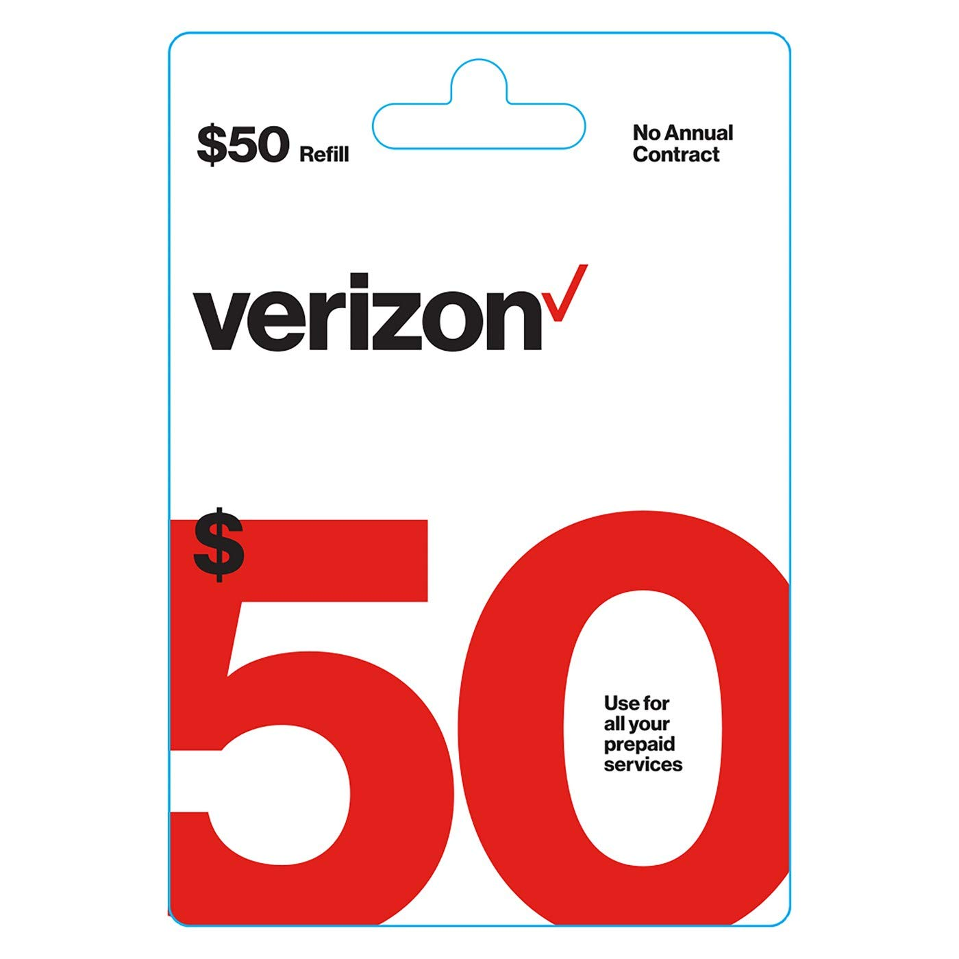 Sent via e-Mail in Minutes no Refund Wile You got pin Number 50$ Verizon Card
