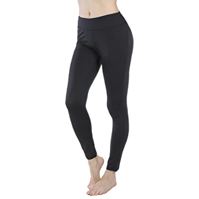 Actve USA Women's Yoga Gym Workout Legging Pants Bottom