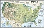 United States Physical Map - United states physical