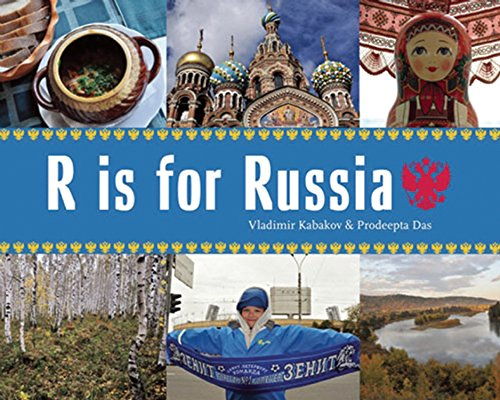 R Is for Russia (World Alphabets)