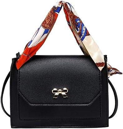 Women Ladies Crossbody Leather Shoulder Bag Tote Purse Handbag Messenger Satchel