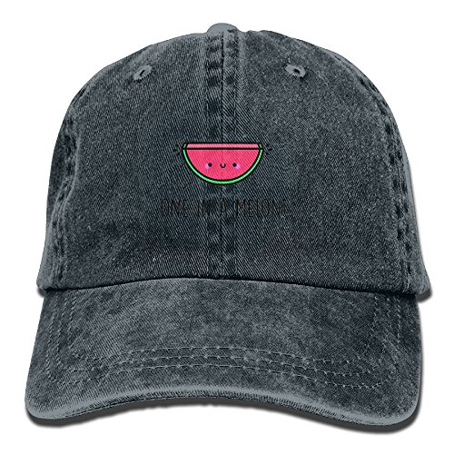 You're One in A Melon Unisex Adults Classic Vintage Adjustable Cowboy Hat Baseball Trucker Cap for $<!--$15.00-->